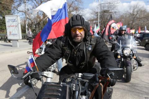 Польща розвернула мотоклуб РФ «Нічні вовки» назад до Білорусі