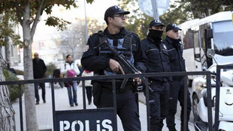 У Туреччині затримано шість підозрюваних в підготовці терактів в День праці