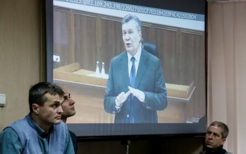 Луценко відкрив подробиці суду над Януковичем