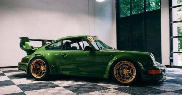 У Японії презентували «ідеальний» Porsche 911 (ФОТО)