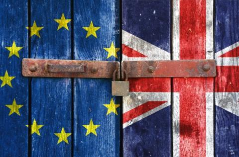 У Британії затримали 7 українців за нелегальний перетин кордону