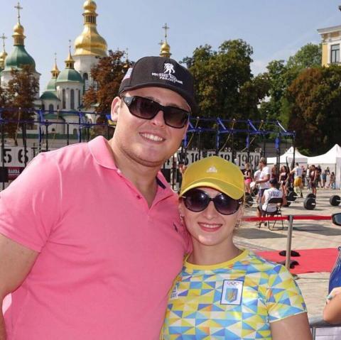 Відомі українські спортсмени зіграли весілля (ФОТО)