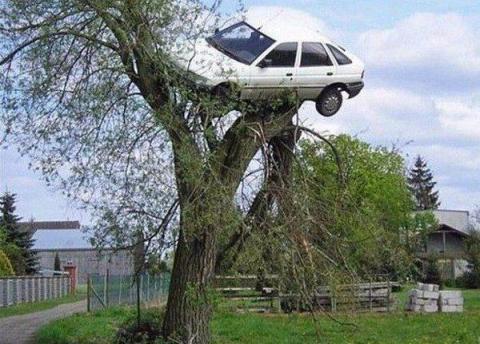 Незвичайні фото авто, які зроблені з різних куточків світу (ФОТО)