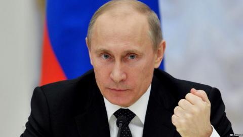Вітання від Путіна: у РФ звільнили 12 генералів