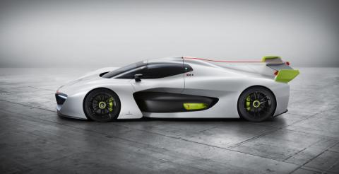 Pininfarina розсекретила новий електричний суперкар (ФОТО)
