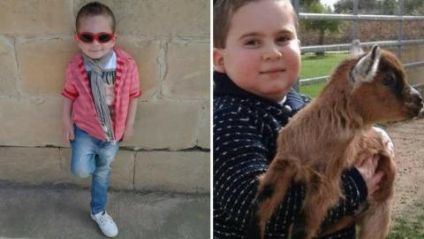 8-річний хлопчик змушений щодня займатися спортом, щоб не померти (ФОТО)
