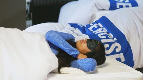 Великобританія дивує новим відкриттям: тренажерний зал чи кімната сну? (ФОТО)