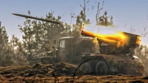 """Ситуація в АТО загострилась: бойовики вдарили з """"Градів"""" і танків"""