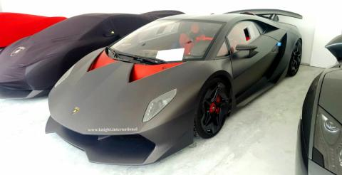 €2,4 млн за автівку: як виглядає потужний суперкар Lamborghini Sesto (ФОТО)