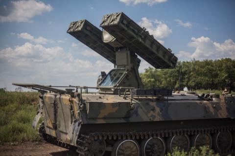 Росія перекинула на Донбас регулярні підрозділи ППО