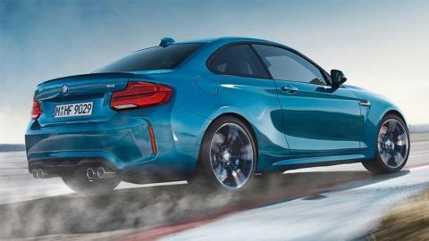 BMW розсекретив оновлене купе M2 (ФОТО)