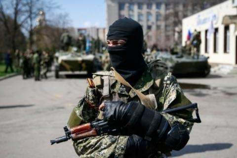 Бойовики залякують населення українськими диверсантами