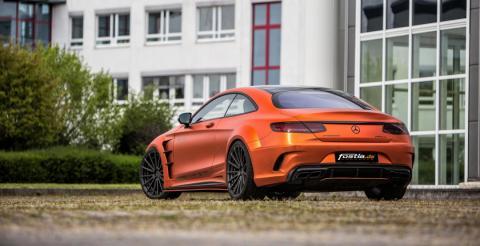 Тюнери презентували оновлене купе Mercedes-AMG S 63 Coupe (ФОТО)