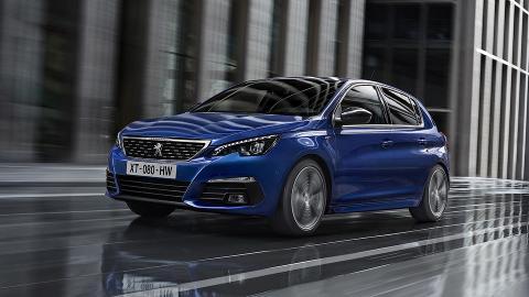 Peugeot розсекретив новий хетчбек 308 (ФОТО)