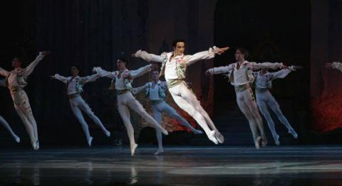 Відомі зірки балету зіграли весілля в Канаді (ФОТО+ВІДЕО)