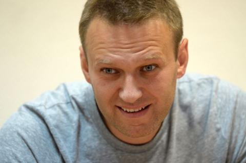У Москві виселяють передвиборний штаб опозиціонера Навального