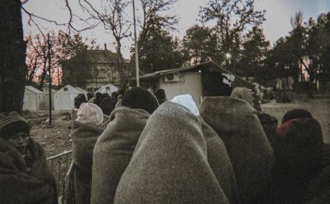 Криза мігрантів в Європі очима самих мігрантів (ФОТО)