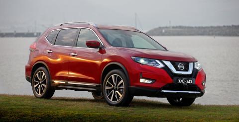 Nissan презентував оновлений кросовер X-Trail (ФОТО)