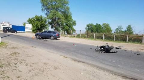 У Києві сталася жахлива ДТП: підліток отримав відкриту черепно-мозкову травму (ФОТО)