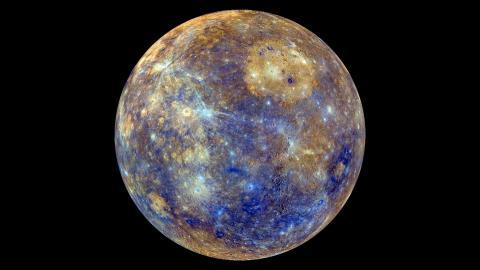 Учені попередили, що скоро Меркурій зникне із Сонячної системи