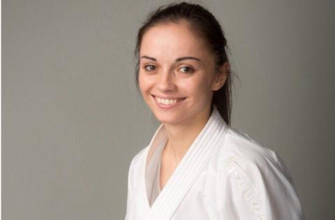 Українка стала чемпіонкою Європи з карате