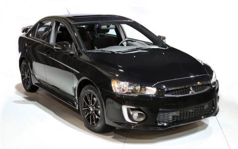 Продажі оновленого Mitsubishi Lancer почнуться в травні