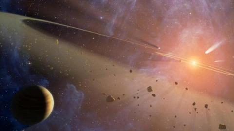 Вчені NASA знайшли двійник Сонячної системи