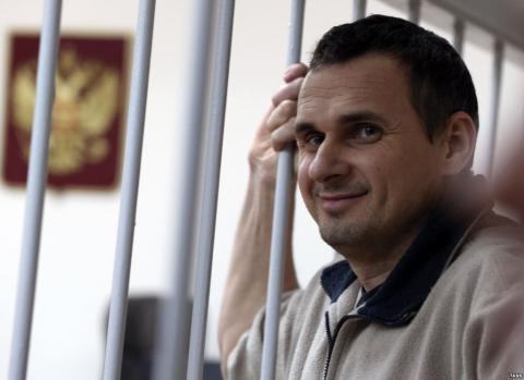 У Британії анонсували показ фільму про Олега Сенцова