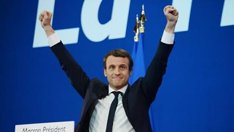 Франція обрала нового президента