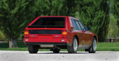 Раритет за €550 тисяч: на аукціон виставили культове авто Lancia Delta (ФОТО)