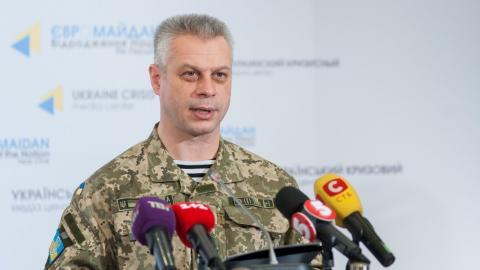 """У штабі АТО прокоментували так званий """"теракт"""" на Савур-Могилі"""