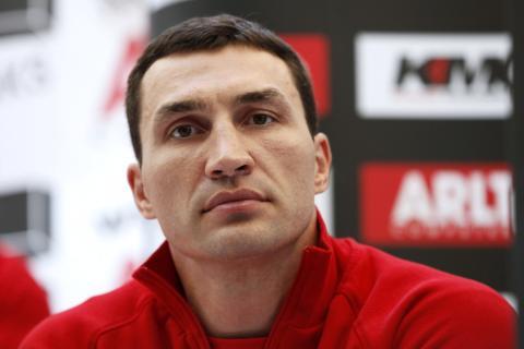 Тренер Володимира Кличка розповів про стан боксера