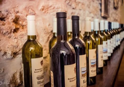 Україна експортувала найбільшу кількість вина в Росію