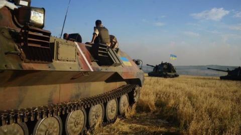 Політолог розповів, коли закінчиться війна на сході України