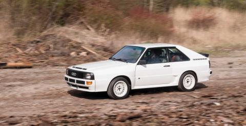 Ексклюзив за €350 тисяч: на аукціон виставили раритетний Audi Sport quattro (ФОТО)