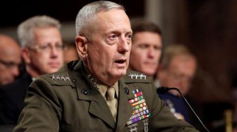 """США посилять військовий вплив на терористів """"Ісламської Держави"""""""