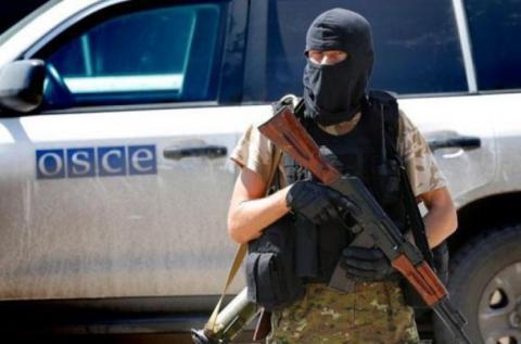 Бойовики продовжують саботувати роботу СММ ОБСЄ