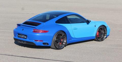 Тюнери презентували потужне купе Porsche 911 Carrera S (ФОТО)