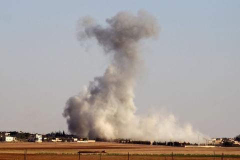 Москва перекинула на Близький Схід сучасну артилерію, — ЗМІ