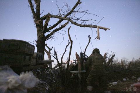 """Режим """"тиші"""": сили АТО вкотре зазнали великих втрат на фронті"""