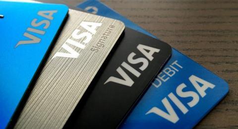 VISA представила новий варіант безконтактних платежів