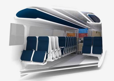 Британські винахідники створили зсувні вагони для потягів (ФОТО)