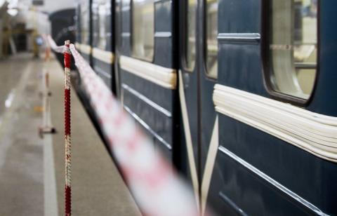У Петербурзі в метро затримали пасажира з міною