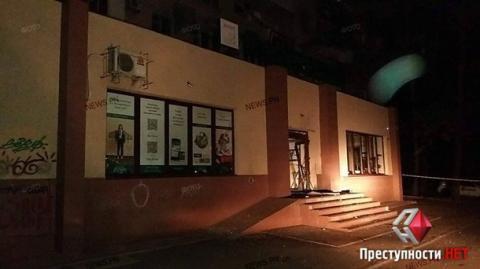 В Миколаєві злочинці спробували «гучно» пограбувати банк (ФОТО)