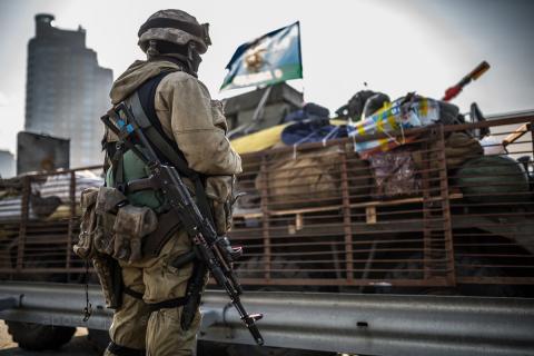 Військовий інструктор пояснив, як Україні вирішити проблеми Криму і Донбасу