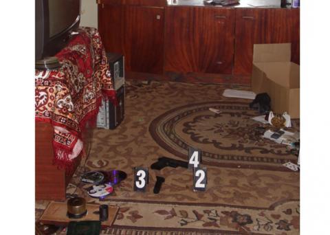 Рівненські поліцейські попали в перестрілку (ФОТО)
