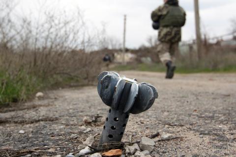 Терористи обстріляли сили АТО із артилерійських систем: є втрати серед бійців