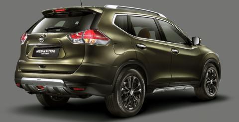 Nissan презентував особливу версію позашляховика X-Trail (ФОТО)
