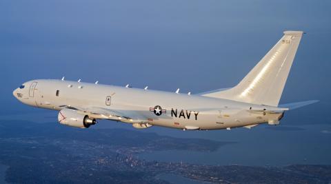 Російський літак спровокував небезпечний інцидент у небі над Чорним морем