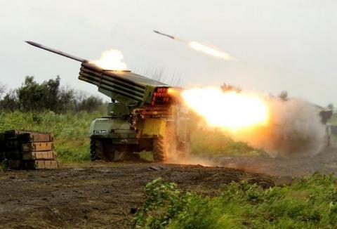 Бойовики вдались до масштабних збройних провокацій